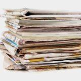 Zbiranje odpadnega papirja